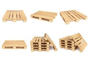 Holzpaletten behandeln