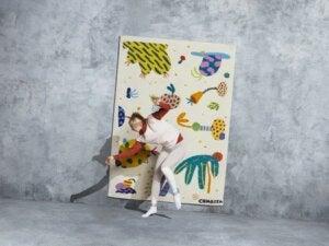 Dieses künstlerische Duo arbeitet in einer Vielzahl von Fachrichtungen, darunter Malerei, Skulptur, Objekte, Collage und Fotografie.