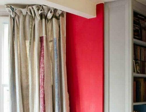 Es gibt verschiedene Stoffe und Materialien, auf die es zu achten gilt, wenn man Vorhänge auswählt.