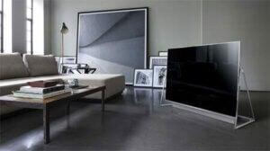 Der letzte Plasma-Fernseher auf unserer Liste ist dieses neueste Modell von Panasonic; einer ihrer größten Beiträge zur Innenausstattung.