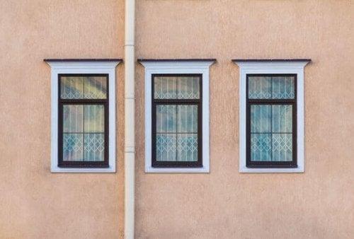Alternativen zu traditionellen Fallrohren, um dein Zuhause zu schmücken