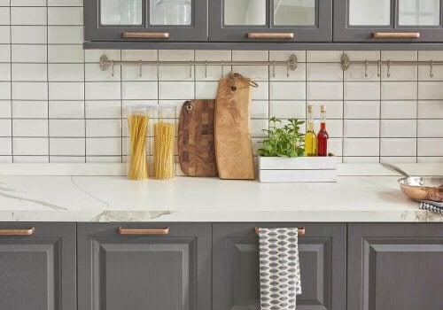 Die Auswahl der richtigen Küchentheke