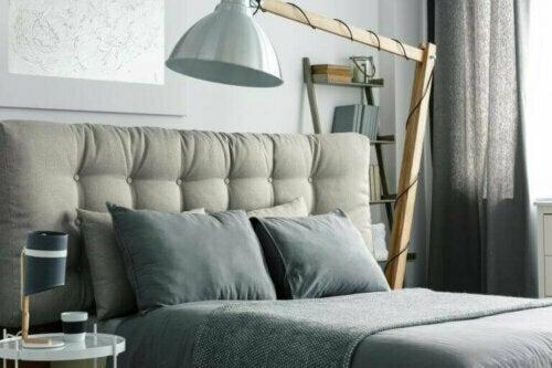 Die Farbe Grau ist eine Wahl, die ein unglaubliches Gefühl von Sicherheit und Schutz vor der Außenwelt vermitteln wird.