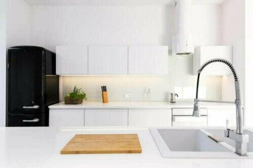 Je weniger Elemente vorhanden sind, desto stärker ist das minimalistische Dekor.