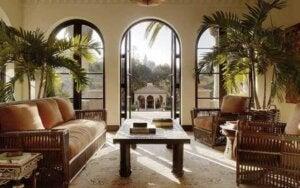 Afrika - Wohnzimmer
