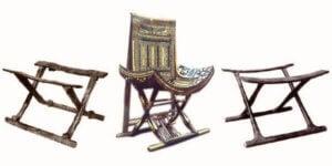 Stühle - Herkunft