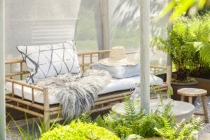 Terrasse - Sofa