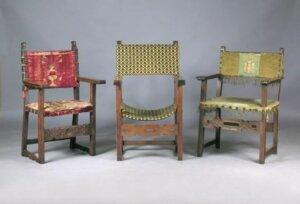 Stühle - Mittelalter