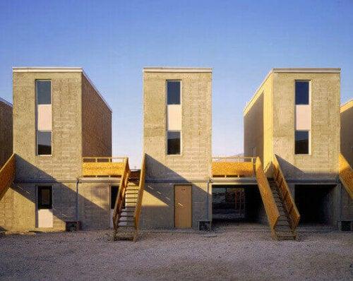 Hochwertige Sozialwohnungen ermöglichen progressives Wohnen