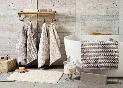 Verwandle dein Badezimmer in eine Oase der Entspannung!