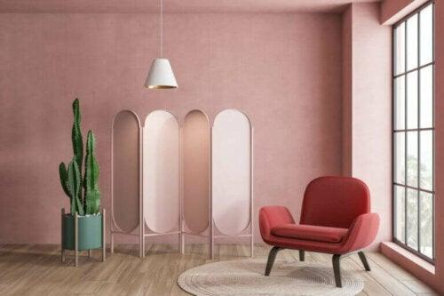 Paravents: wie du dein Zuhause mit ihnen dekorieren kannst