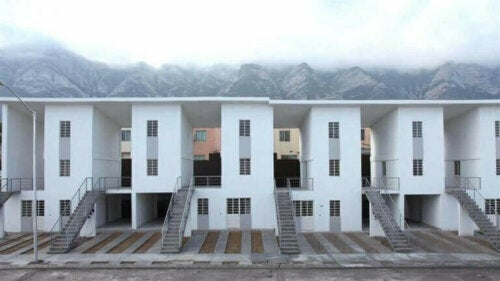 Alejandro Aravena - soziales Wohnprojekt in Mexiko