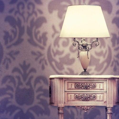 Nachttische im Vintage-Stil für eine besondere Note im Schlafzimmer