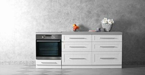 Ein Backofen sollte farblich in deine Küche passen