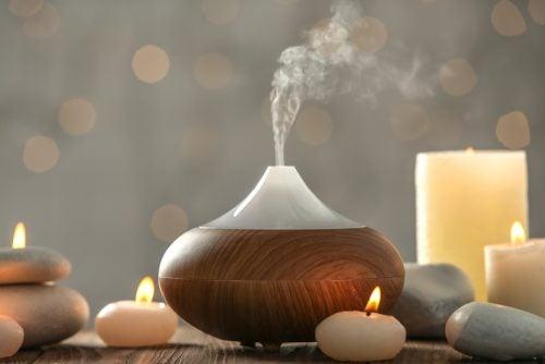Kerzen sind für ein Dekor, dass stimmungsvoll ist, ebenfalls von größter Bedeutung.