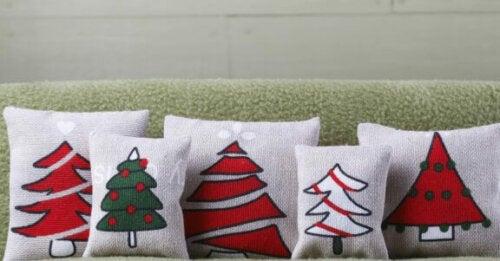 Kissen für dein Zuhaues - Kissen im Winterlook