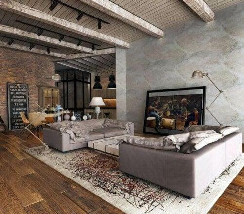 Einen Teppich kaufen - Wohnzimmerteppich