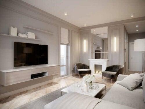 So gestaltest du dein eigenes Designer-Wohnzimmer