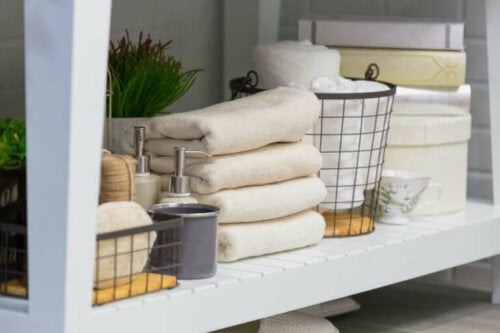 4 Tipps für mehr Ordnung im Badezimmer
