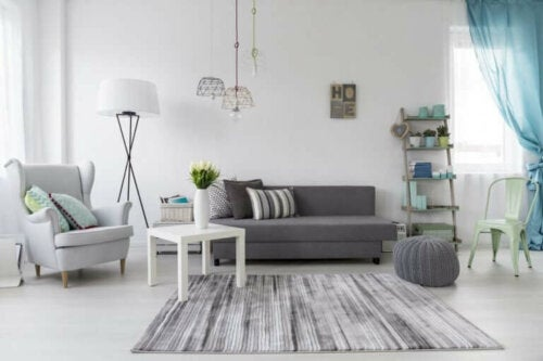 3 raffinierte Ideen für ein graues Wohnzimmer