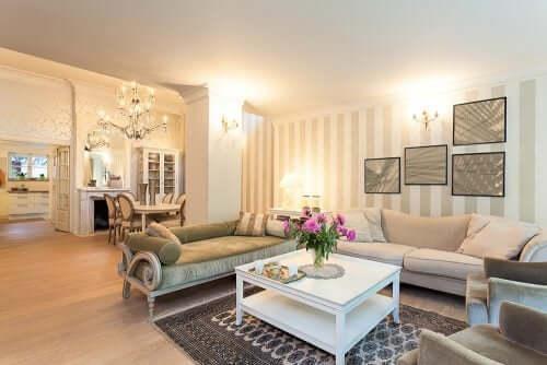 Designer-Wohnzimmer - Balance
