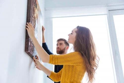Kostengünstige Ideen - Bilder selbst herstellen