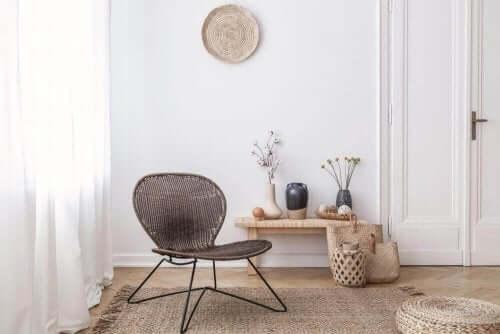 Verwende Teppiche, um die Böden deiner Mietwohnung zu kaschieren