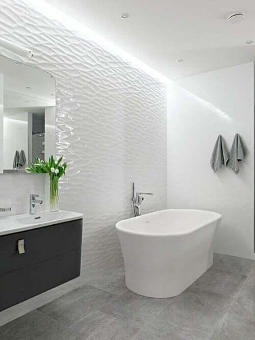 Ändere deinen Badezimmerboden bei der Renovierung