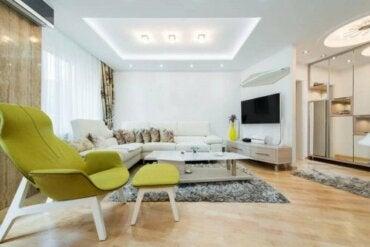 Tipps für die Beleuchtung von Wohnzimmer, Esszimmer und Küche