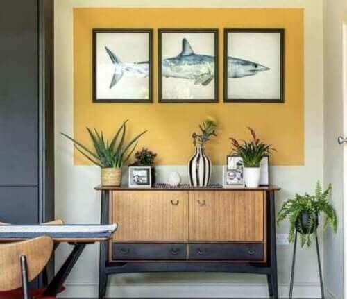 Senfgelb für mehr Wärme und Leuchtkraft in deinem Zuhause