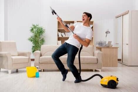 Mit einer Schnellreinigungroutine in 60 Minuten zu einem sauberen Zuhause