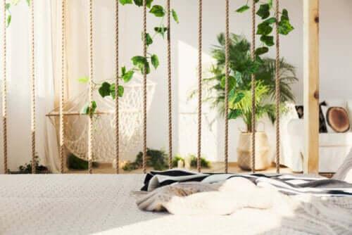 Das Abtrennen von Räumen in Wohngemeinschaften sorgt für mehr Privatsphäre