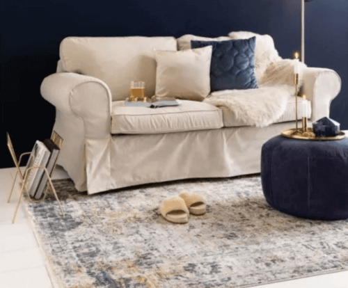 Teppiche im Vintage-Stil - ein Blick in die Vergangenheit