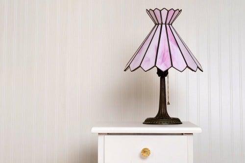 Nachttisch Lampe