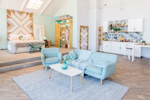 Wanddekoration in einer Mietwohnung: 5 geniale Tipps