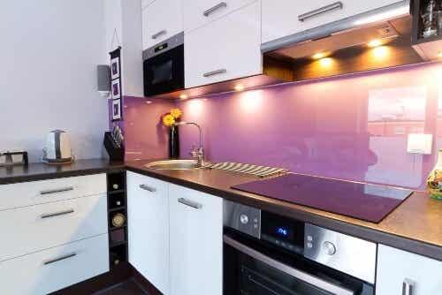 Bunte Küchen sind im Trend: 3 verschiedene Varianten