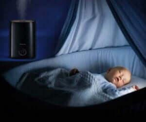 Luftbefeuchter - Baby
