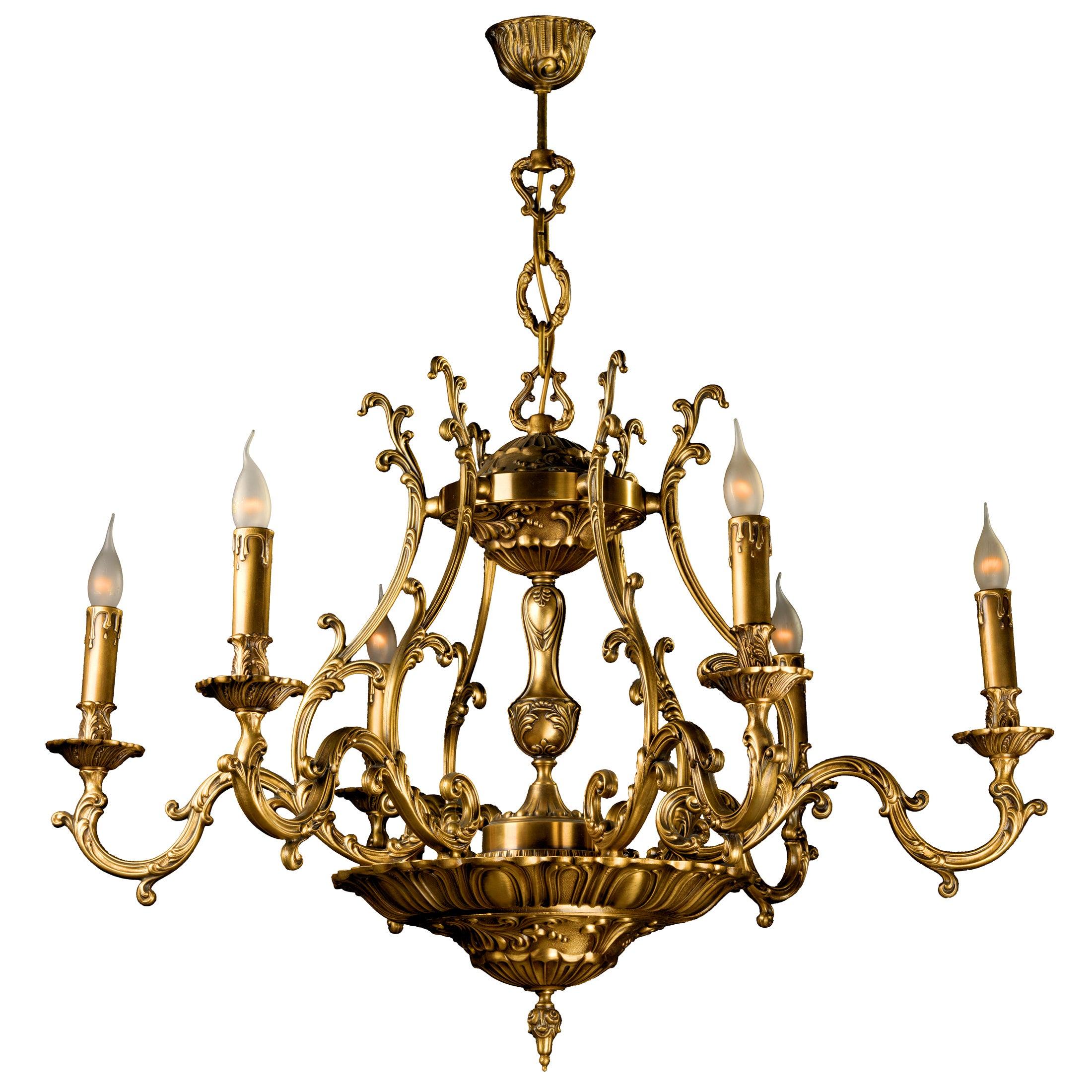 Lámpara de estilo vintage