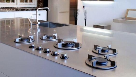 Las placas de gas para la cocina todo lo que debes saber - Fogones a gas ...