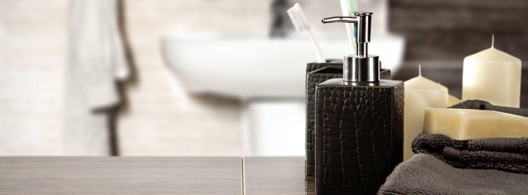 Diseña un baño práctico