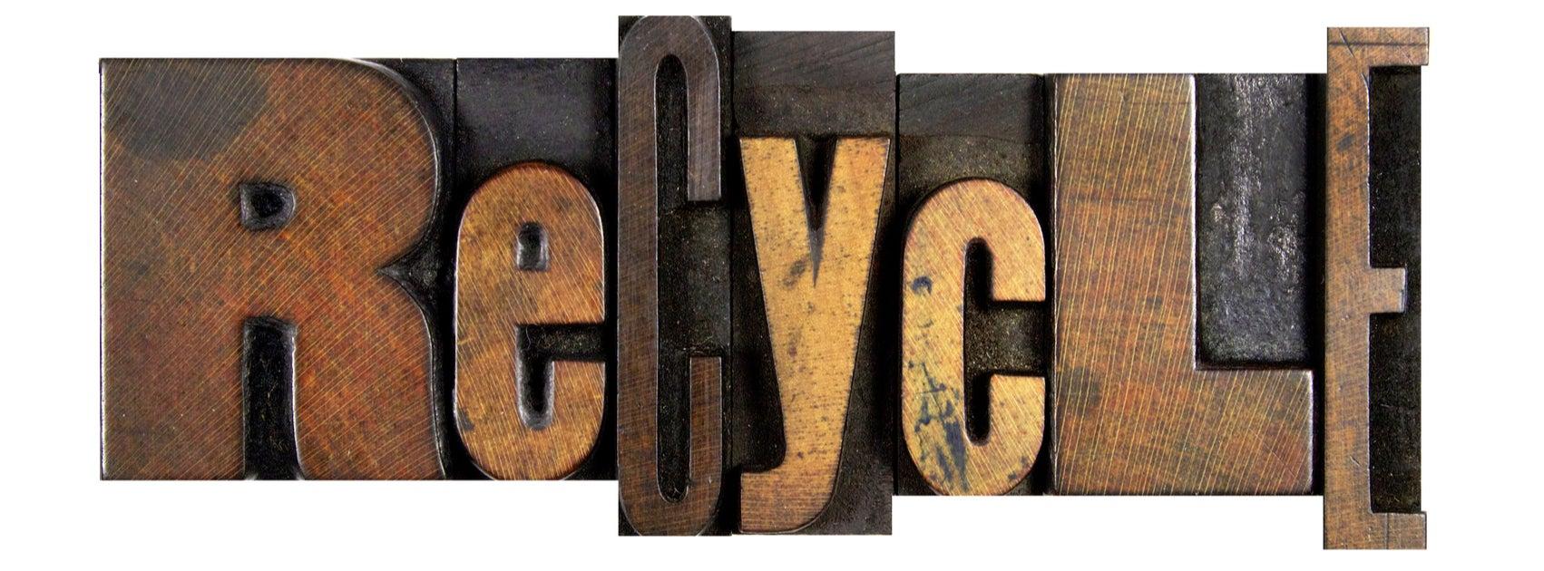 Maderas recicladas: su uso en decoración