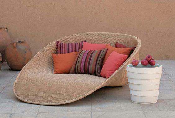 Sofás de exterior: el complemento perfecto para tus horas de relax