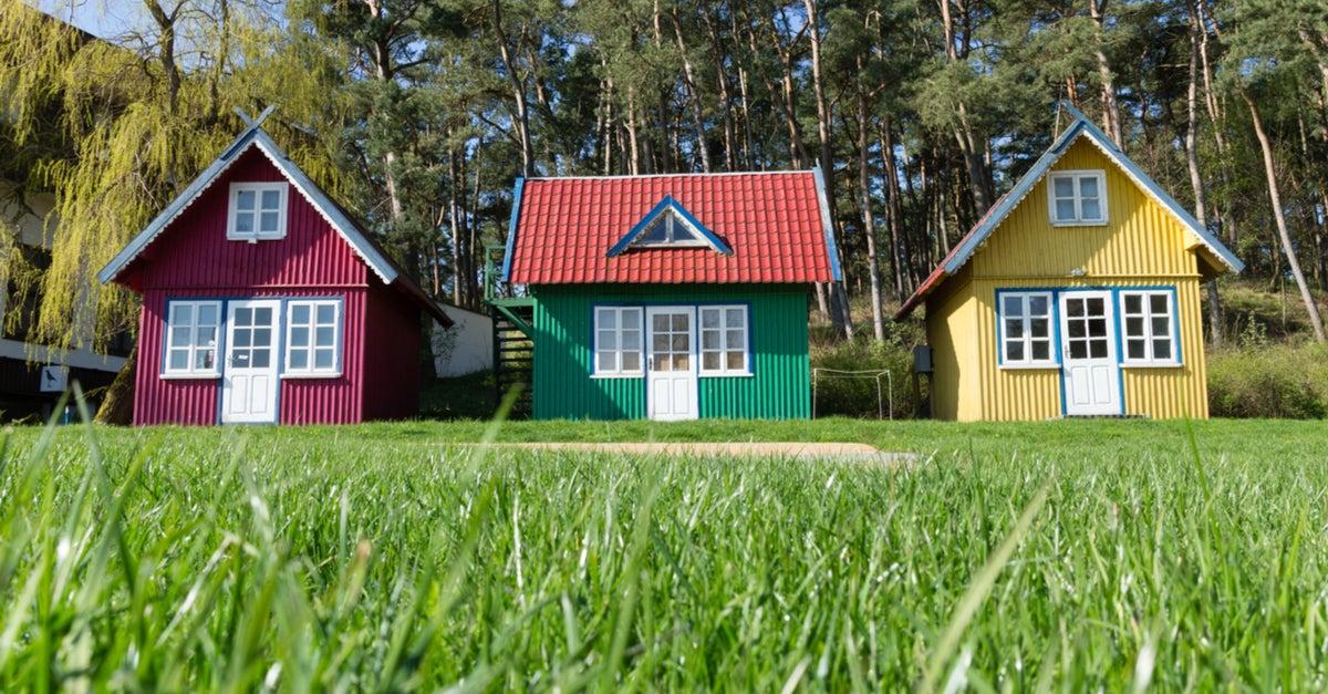 Tres ejemplos de tiny house