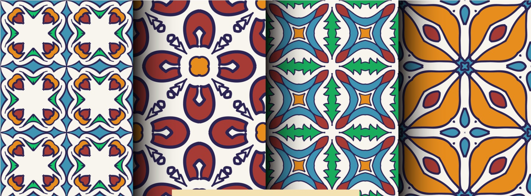 Modelos de azulejos hidraúlicos
