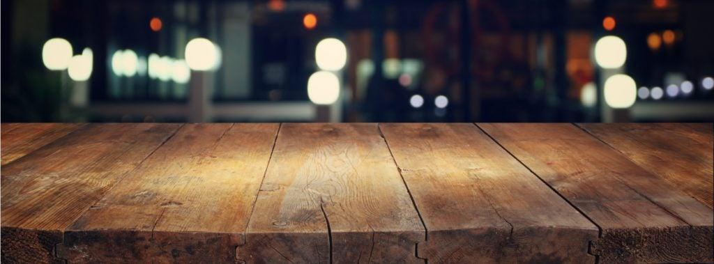 Cómo decorar con madera