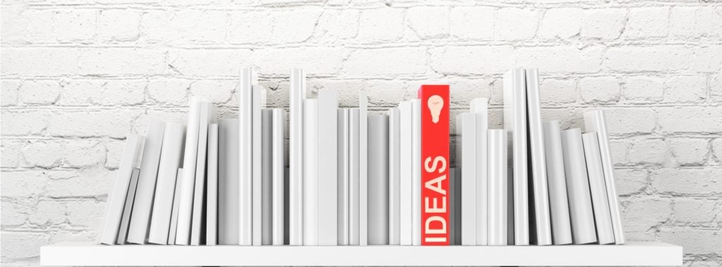 Decoración para los amantes de los libros