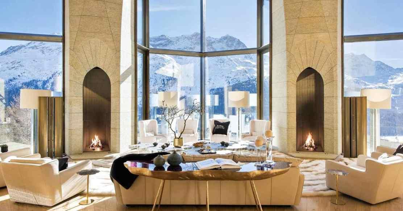 Mansión en St. Moritz, Suiza