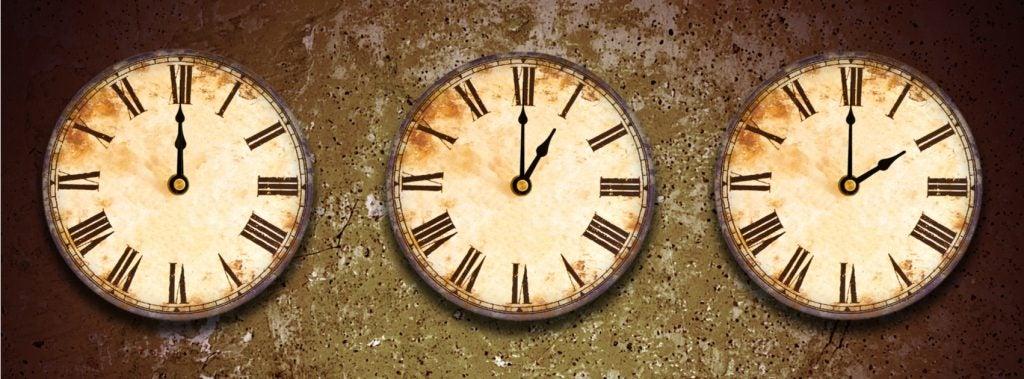 Relojes de pared: los grandes olvidados