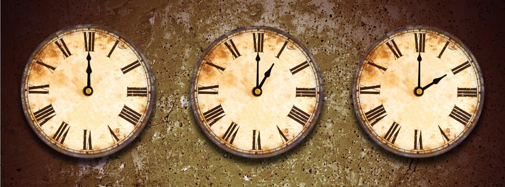 Relojes de pared los grandes olvidados de la decoraci n - Relojes para decorar paredes ...