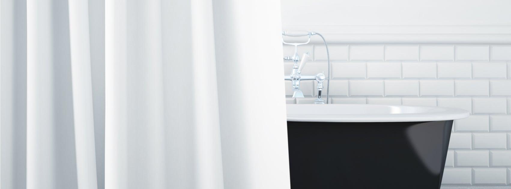 Cómo elegir las cortinas de baño